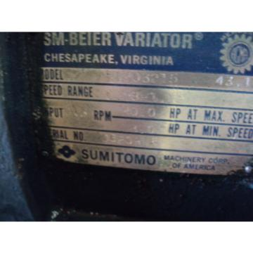 SUMITOMO HA203215   4301 SPEED RANGE 0-28-112  USED