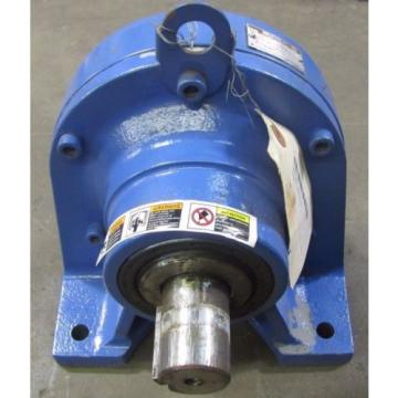 SUMITOMO CNH-6125Y-87 SM-CYCLO 87:1 RATIO SPEED REDUCER GEARBOX REBUILT