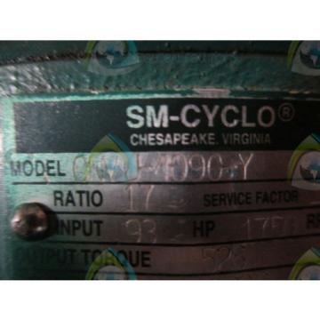 SUMITOMO SM-CYCLO CNVJ-4090-Y REDUCER Origin NO BOX