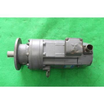 MITSUBISHI HA-SE52G Servo Motor, SUMITOMO HMV-210 Cyclo Drive