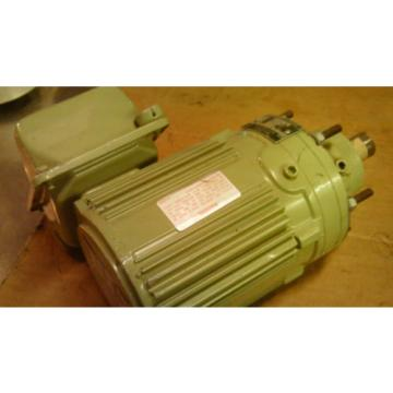 SUMITOMO CNFMS-01-4085YA-6 INDUCTION MOTOR 1/8 HP 3 PHASE 230V 292 RPM