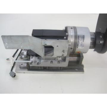 Sumitomo Injection Molder Robotic Arm W/ Kamo BR100SH-20G-S032 Ball Reducer