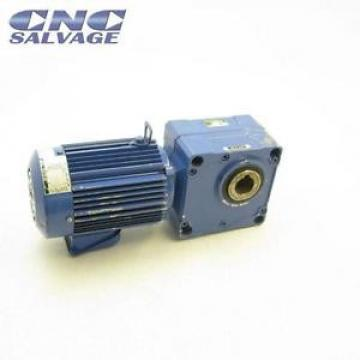 SUMITOMO TC-F 1HP 35:1 FRAME F-80 3 PHASE INDUCTION MOTOR RNYM1-43Y-35 Origin