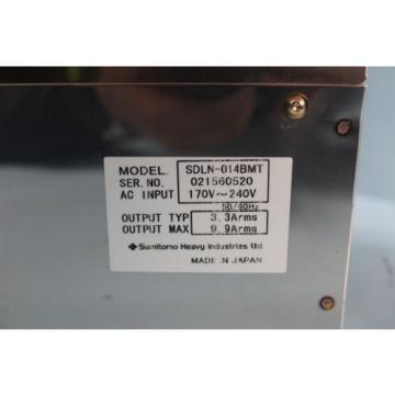 Sumitomo Linear Amplifier module SDLN-014BMT, Used, Free Expedited Ship