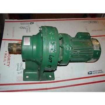 Sumitomo SM-Cyclo HM3115/09 1/3 hp 3ph Electric Motor  289:1 ratio 1-1/2#034; output