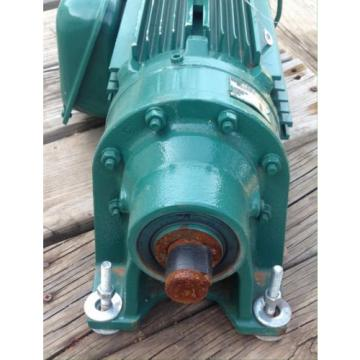 SM-CYCLO TC-F / FB-3B 3-PHASE INDUCTION MOTOR W/BRAKE SUMITOMO CNHM-3-410H-YA-B