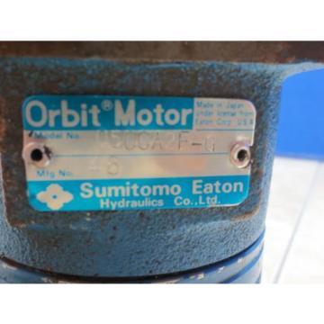 SUMITOMO ORBIT MOTOR 050CA2F-G 46