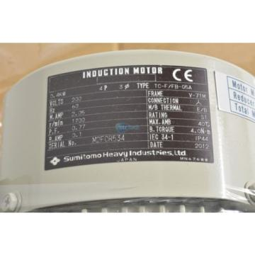 Altax CNHM05-5097-B-51 Induction Motor TC-F/FB-05A