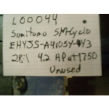 Sumitomo SM-Cyclo EHYJS_A 4105Y-43 WARRANTY AVAILABLE Unused