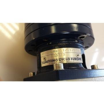 Phytron RSH 80-200-10  amp;  Sumitomo Cyclo Europe XFCG 106-11/11/075