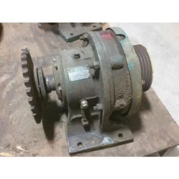 SUMITOMO SM-CYCLO GEARBOX MODEL H56 / RATIO 17 / INPUT HP 151 / RPM 1750