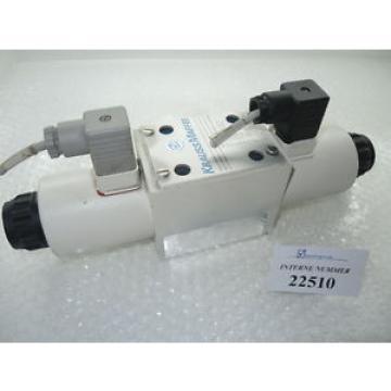 4/3 way valve SN 6253773, Rexroth  5-4WE 10 U3X/CG2N9Z4, Krauss Maffei spare