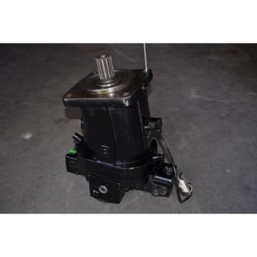 Bosch Rexroth Hydraulic Motor  Fixed-Angle  PN# AA6VM160HA2 63W-VSD517