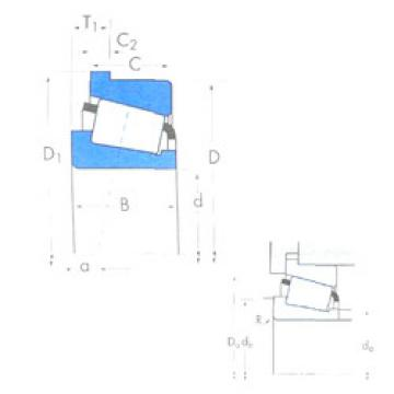 Bearing 71450/71750B Timken