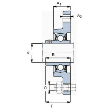 Bearing YAR 204-2FW/VA228 SKF