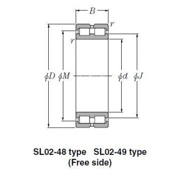 Bearing SL01-4834