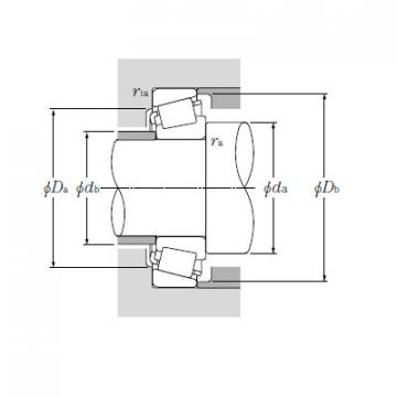 Bearings Single Row Tapered Roller EE526130/526190