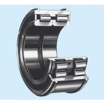 Full NSK cylindrical roller bearing RS-4822E4