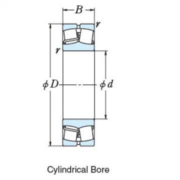 Bearing NSK SPHERICAL ROLLER 23134CKE4
