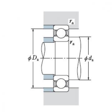 Bearing NSK Ball BT160-51 DF