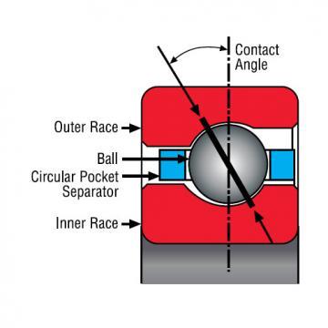 Kaydon Thin Section Bearing NA045CP0