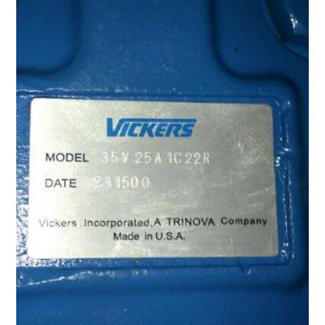 Vickers Honduras  35V25A1C22R V Series Single Vane Pump