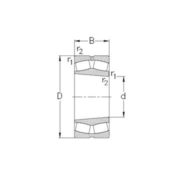 24026-CE-K30-W33 NKE Spherical Roller Bearings