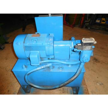 Vickers Fiji  V2109W 10HP 13GPM Hydraulic Power Unit