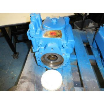 Vickers Mauritius  PVH131QICRCF16S:10C21V1731070 Hydraulic Piston Pump 60GPM