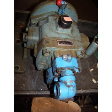 Nachi Saudi Arabia  Variable Vane Hydraulic Pump Model VDC-3B-1A3-E20
