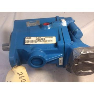 Vickers Netheriands  PVB20LSFW20CM11 LH ROTATION  20 GPM Hydraulic Piston Pump