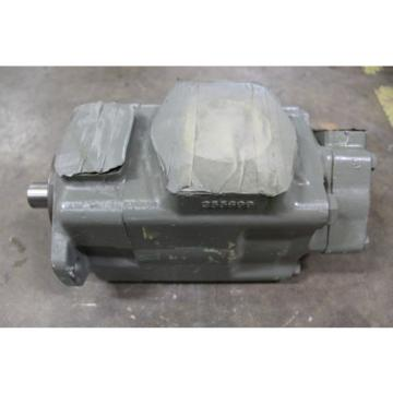 REBUILT Mauritius  VICKERS 4525V50A14 1CC10 180 ROTARY VANE HYDRAULIC PUMP 35#034; IN 15#034; OUT