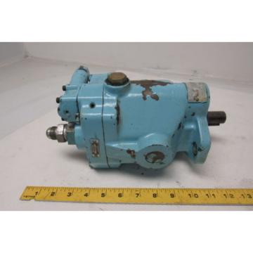 Vickers Guyana  PVB 10 RSY 30CM11 Hydraulic Axial Piston  Pump 7/8#034; Shaft