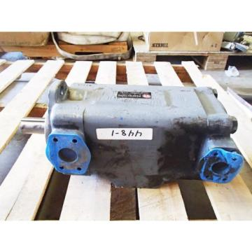 VICKERS Reunion  ,PERFECTION F34535V50A38-86-0D22R HYDRAULIC PUMP USED