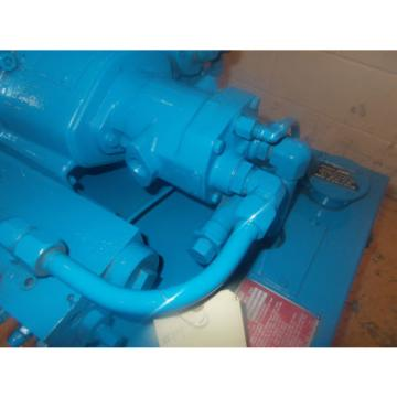 Vickers/Tru Haiti Trace PVB-6-R5Y20CM-11 3HP Hydraulic Power Unit 6GPM