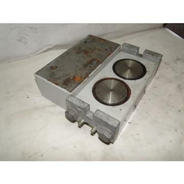 VICKERS Argentina HYRDAULIC CYLINDER MODEL CYLPRO1144/R8 75 BORE