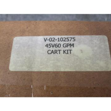 Origin Guyana  EATON VICKERS CARTRIDGE KIT # 02-102575 KIT 45V60 GPM 578904