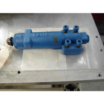 Eaton Botswana  Vickers Piston Pump Compensator Series Pressure Limiting