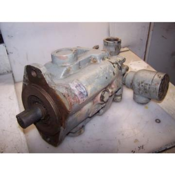 VICKERS Slovenia  HYDRAULIC VARIABLE DISPLACEMENT PUMP PVB29-FLS-20-CM-11