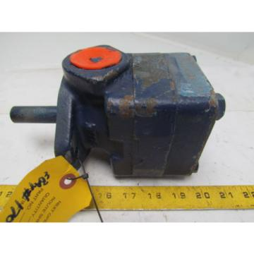 Vickers Fiji  V201R13R1D11 TC Hydraulic Vane Pump 3/4#034; Shaft Diameter