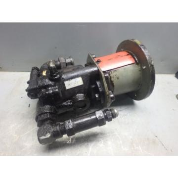Vickers Laos  Hydraulic Pump PVB15-RSWY-31-CM-11_PVB15RSWY31CM11_WITH BASE