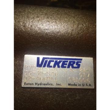 Vickers Barbados / Eaton PVQ 20-B 2R-SE 3S-21-CG-30-S46