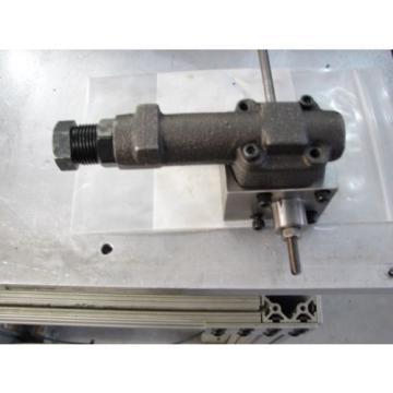 Eaton Fiji Vickers 9900224-002 Q Piston Pump Compensator Pressure with stroke limiter