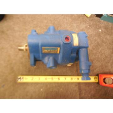 Origin Slovenia  VICKERS PISTON PUMP # PVB6-LSY-40-C-12