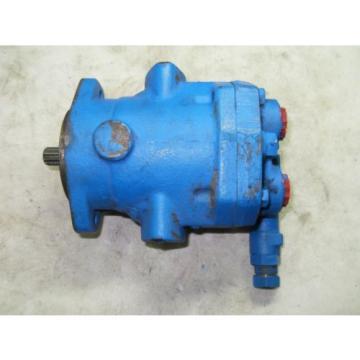 1 Bulgaria origin Vickers 02341644 Pvq13-A2R-Se3S-20-C14-12 Piston Pump X9-2