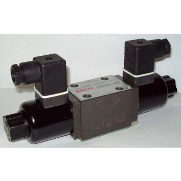 D03 Liechtenstein 4 Way 4/3 Hydraulic Solenoid Valve i/w Vickers DG4V-3-33C-U-H 24 VDC
