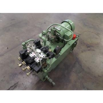 NACHI United Kiongdom  HYDRAULIC EQUIPMENT MOTOR LTIS85-NR PUMP USV-0A-A3-0 75-4-10 1886mona LMSI