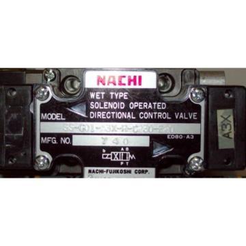 D03 Oman 4 Way 4/2 Hydraulic Solenoid Valve i/w Vickers DG4V-3-2A-WL-D 230 VAC