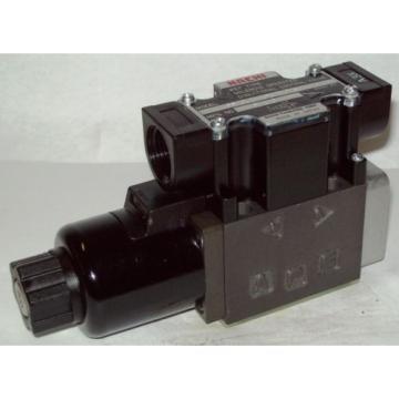 D03 UnitedStatesofAmerica 4 Way 4/2 Hydraulic Solenoid Valve i/w Vickers DG4V-3-2A-WL-250V 250 VDC