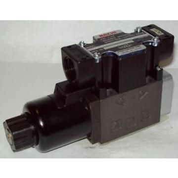 D03 Cuinea 4 Way 4/2 Hydraulic Solenoid Valve i/w Vickers DG4V-3-2A-WL-115V Rectified